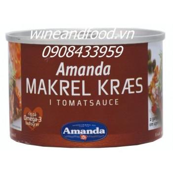Cá thu sốt cà Amanda 190