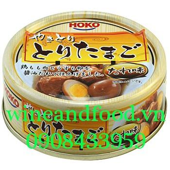 Đậu hũ kho trứng Hoko Nhật Bản 80g