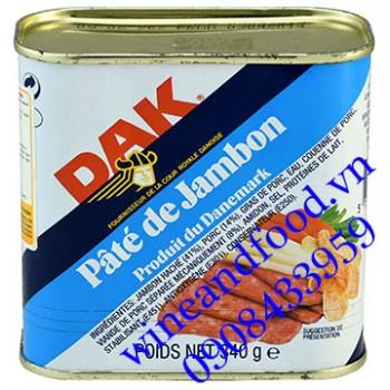 Pate heo chopped ham Dak 340g