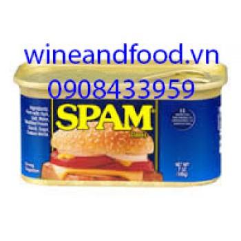 Thịt hộp Spam Classic 198g