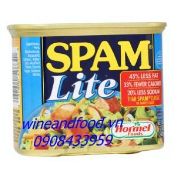 Thịt hộp Spam Lite 340g