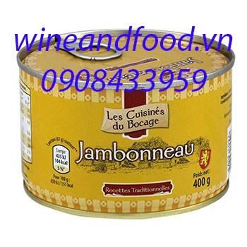 Thịt jambon Jambonneau 400g