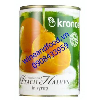 Đào ngâm Kronos 230g