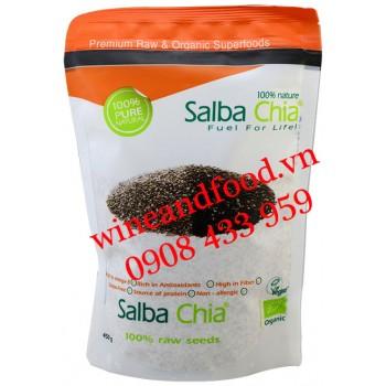 Hạt Chia Salba Organic gói 450g