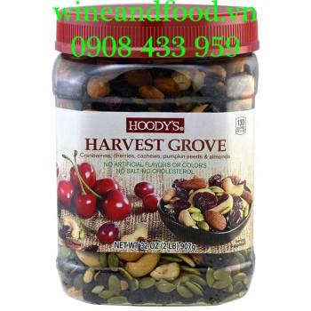 Hạt trái cây khô hỗn hợp Harvest Grove Hoody's 907g