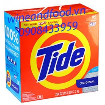 Bột giặt Tide Original Mỹ 7kg2