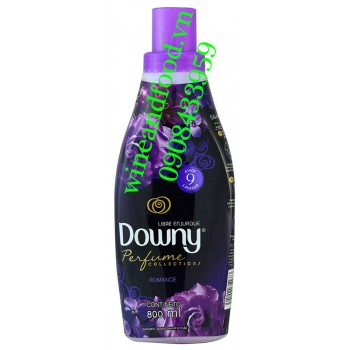Nước xả Downy Romance Perfume Collection 800ml