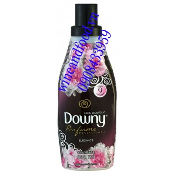 Nước xả vải Downy Elegance Perfume Collections 800ml