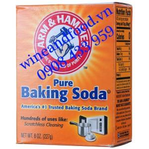 Bột Pure Baking Soda Arm & Hammer 227g