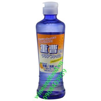 Nước rửa chén Mitsuei đậm đặc 270ml