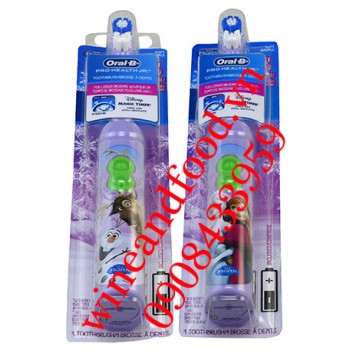 Bàn chải đánh răng Oral B Pro Health dùng pin