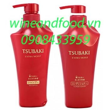 Bộ dầu gội và dầu xả Tsubaki 500ml
