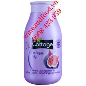 Sữa tắm Cottage chiết xuất quả sung 250ml