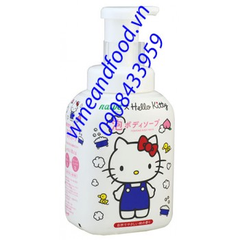 Sữa tắm Naive Hello Kitty 500ml