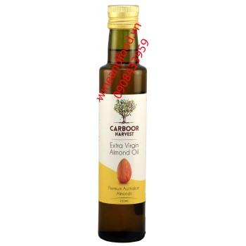 Dầu hạnh nhân nguyên chất Carboor Harvest 250ml