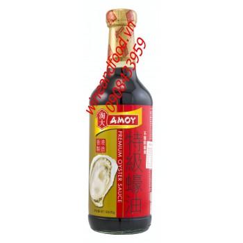 Dầu hào Amoy 555g