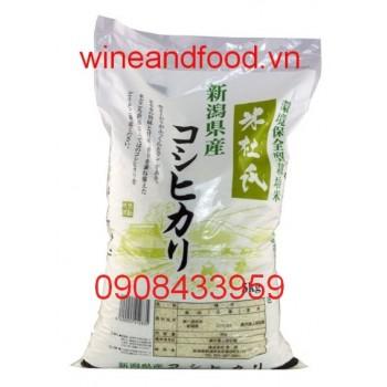 Gạo Nhật Koshihikari 5kg