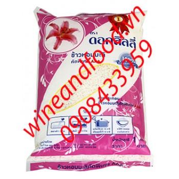 Nếp Thái AAA hoa lily 1kg