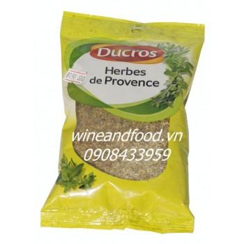 Gia vị lá thơm khô Herb de Provence Ducros 100g