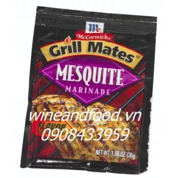 Gia vị ướp nướng Mesquite McCormick