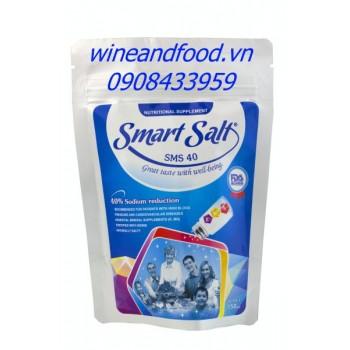 Muối dành cho người cao huyết áp Smart Salf 150g