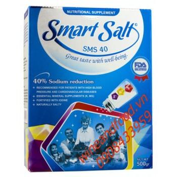 Muối dành cho người cao huyết áp Smart Salt 500g