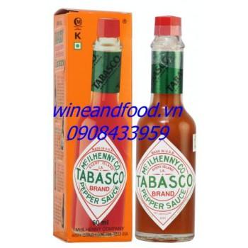 Tương ớt Tabasco 59ml đỏ