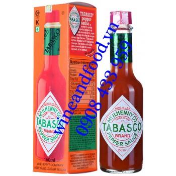 Tương ớt Tabasco đỏ 150ml