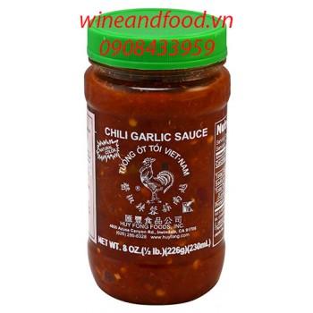 Tương ớt tỏi xay Sriracha 226g