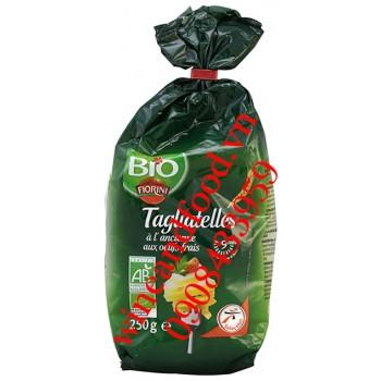 Mì xoắn hữu cơ Tagliatelles Bio Florini 250g