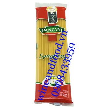 Mì Ý Spaghetti Panzani 250g