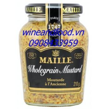 Mù tạt hạt Maille 210g