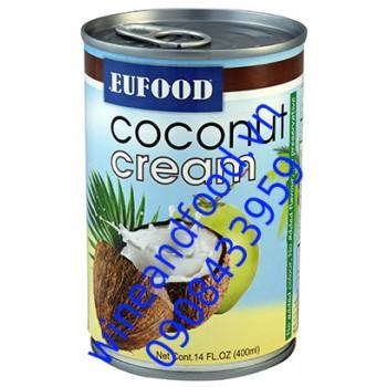 Nước cốt dừa cô đặc Eufood 400ml