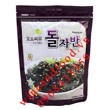 Rong biển vụn Hàn Quốc trộn gia vị 70g