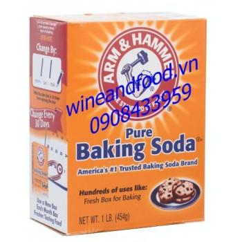 Bột baking soda Arm&Hammer 454g