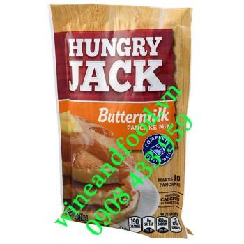 Bột làm bánh Pancake Hungry Jack Buttermilk 198g