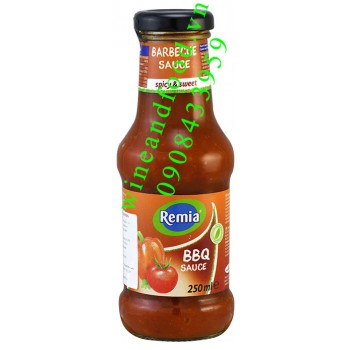 Sốt Barbecue Remia 250ml