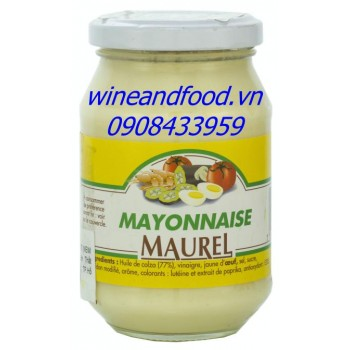 Sốt mayonnaise Maurel 235g