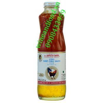 Sốt ớt chua ngọt Maepranom 980ml