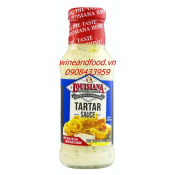 Sốt Tartar Louisiana 310ml