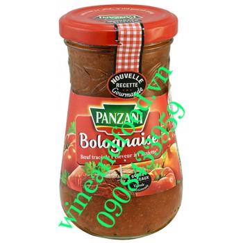 Sốt thịt cà chua Bolognaise Panzani 210g