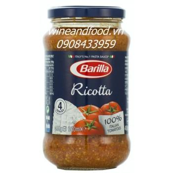 Sốt trộn mì Ý Barilla Ricotta 400g
