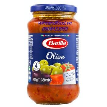 Sốt trộn mì Ý Olive Barilla 400g