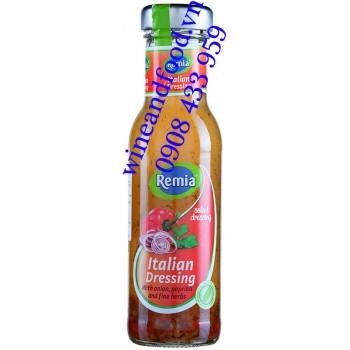 Sốt trộn salad Italian Dressing Remia 250ml