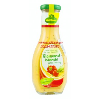 Sốt trộn salad Thousand Islands 250ml