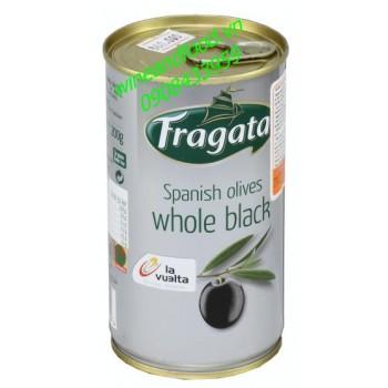 Trái Oliu đen nguyên hạt Fragata 350g