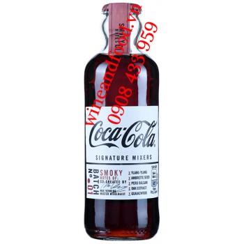Nước ngọt Coca Cola Signature Mixers Batch No 01 Smoky 200ml
