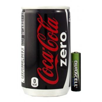 Nước ngọt Coca Cola Zero Nhật không đường 160ml