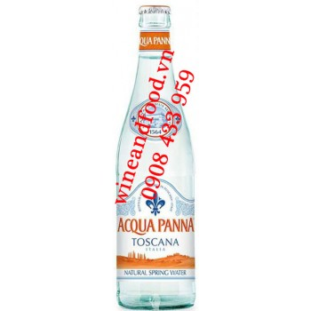 Nước suối khoáng Acqua Panna Toscana 500ml