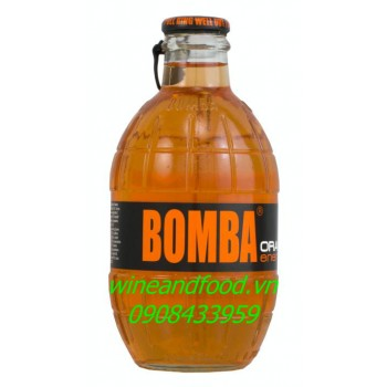 Nước tăng lực Bomba cam 250ml